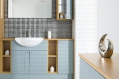 Chiltern Clay Blue Fitted Furniture