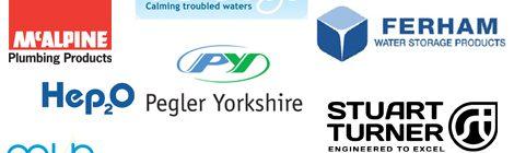 Plumbing Supplies Different Manufacturers