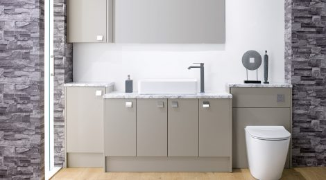 Calypso Bathroom Fitted Furniture